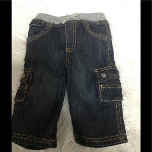 Baby size 0-3 months OLD NAVY jeans